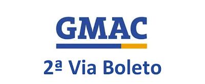 BANCO GMAC 2° VIA BOLETO IMPRIMIR