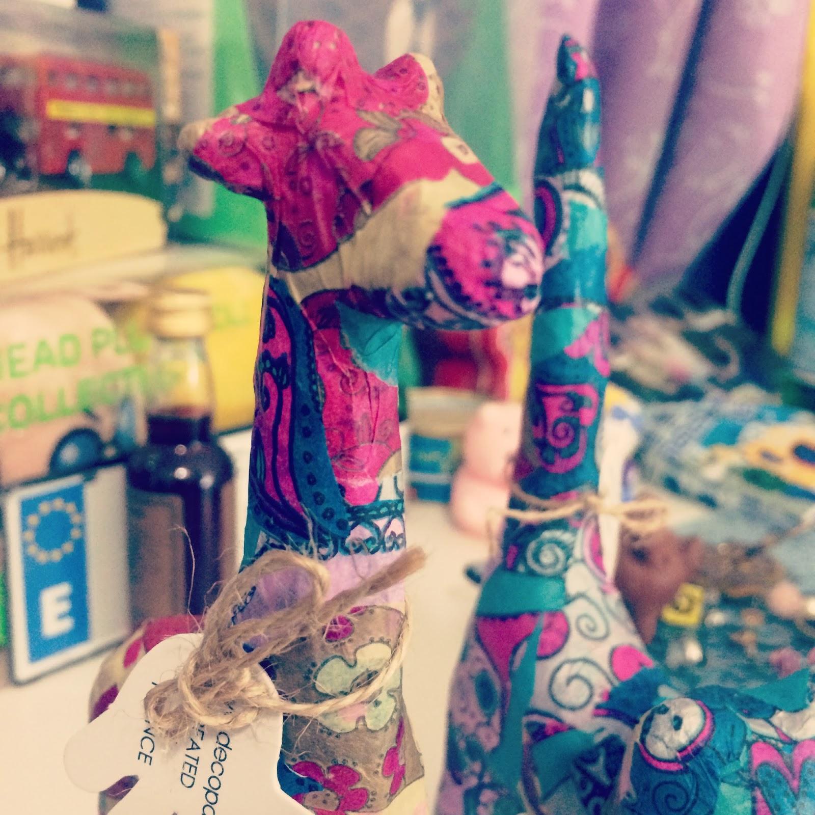 Decopatch 蝶古巴特~拼貼的藝術,也可以很時尚可愛!☺Jennifer養雞雞美學任務