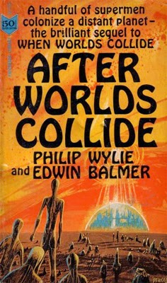 After Worlds Collide (book) - cover