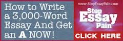 Need Help with Writing?