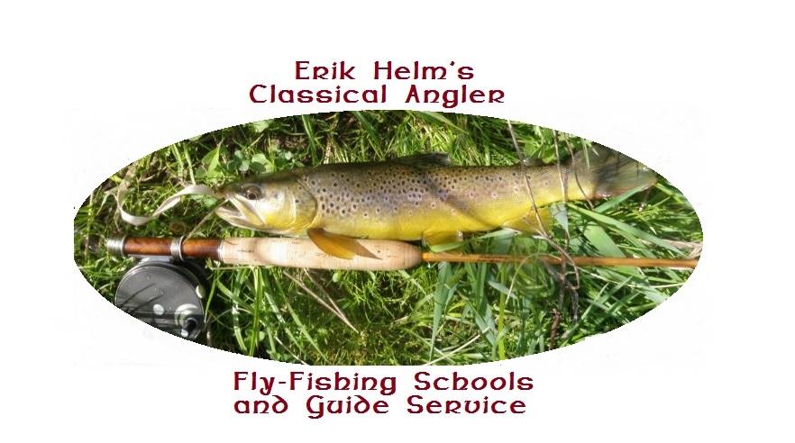 Classical angler Guide service and Schools