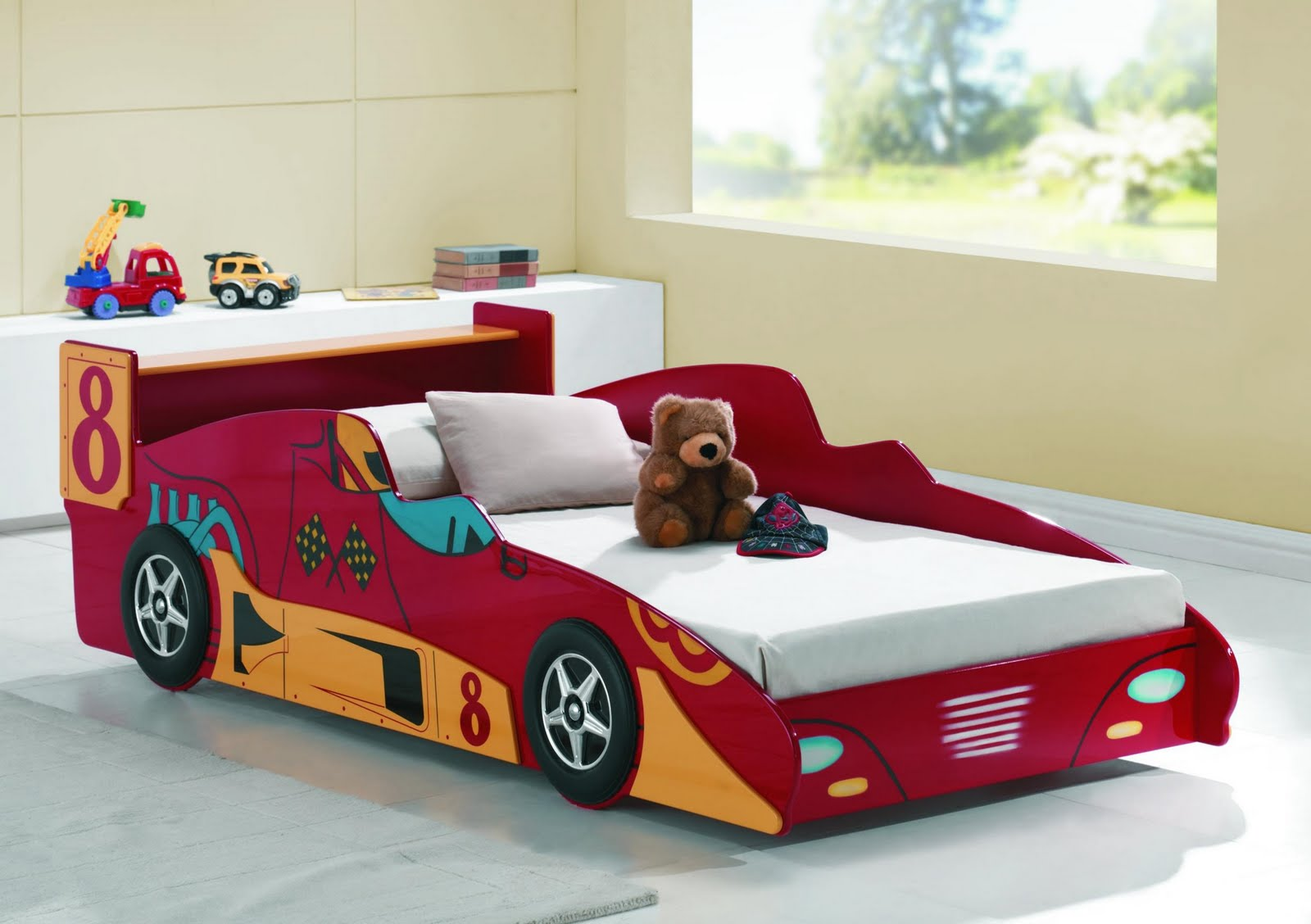 Beds with quality at discounted prices kids beds for boys - Sofas cama infantiles ...
