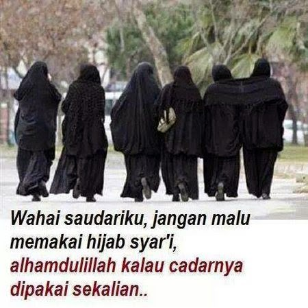 Jilbab Bagi Wanita Muslimah
