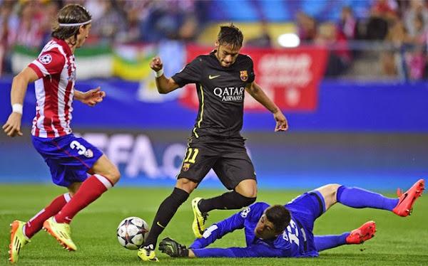 InfoDeportiva - Informacion al instante. ATLETICO MADRID VS FC BARCELONA