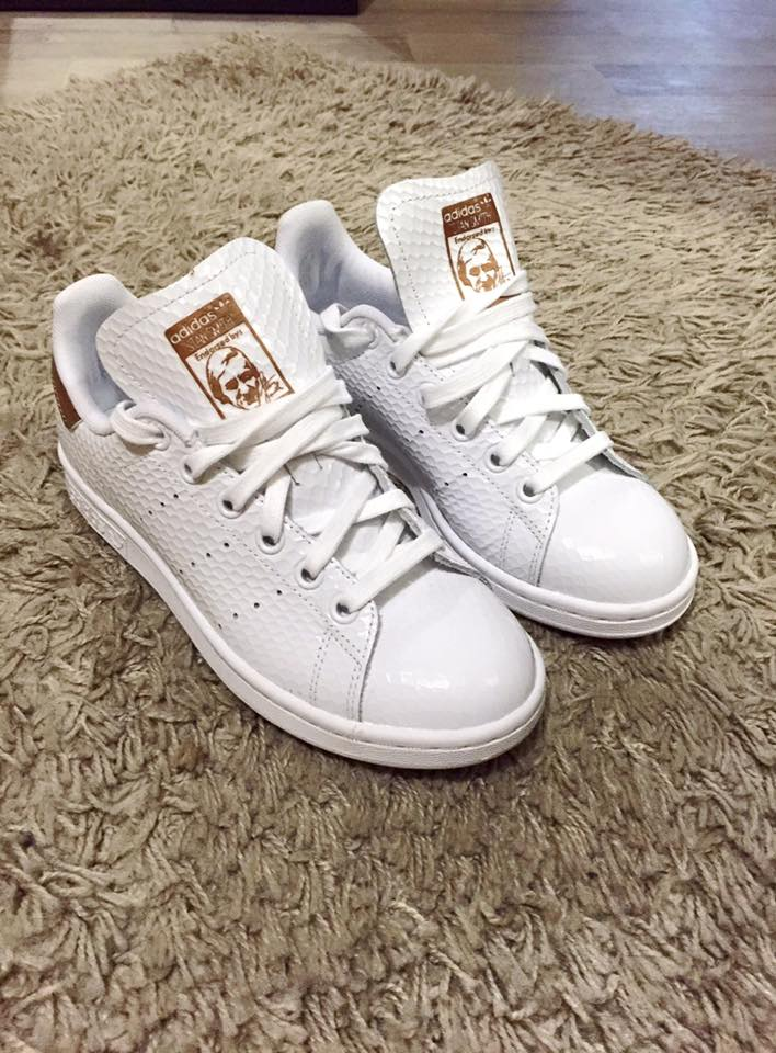 acheter stan smith rose gold
