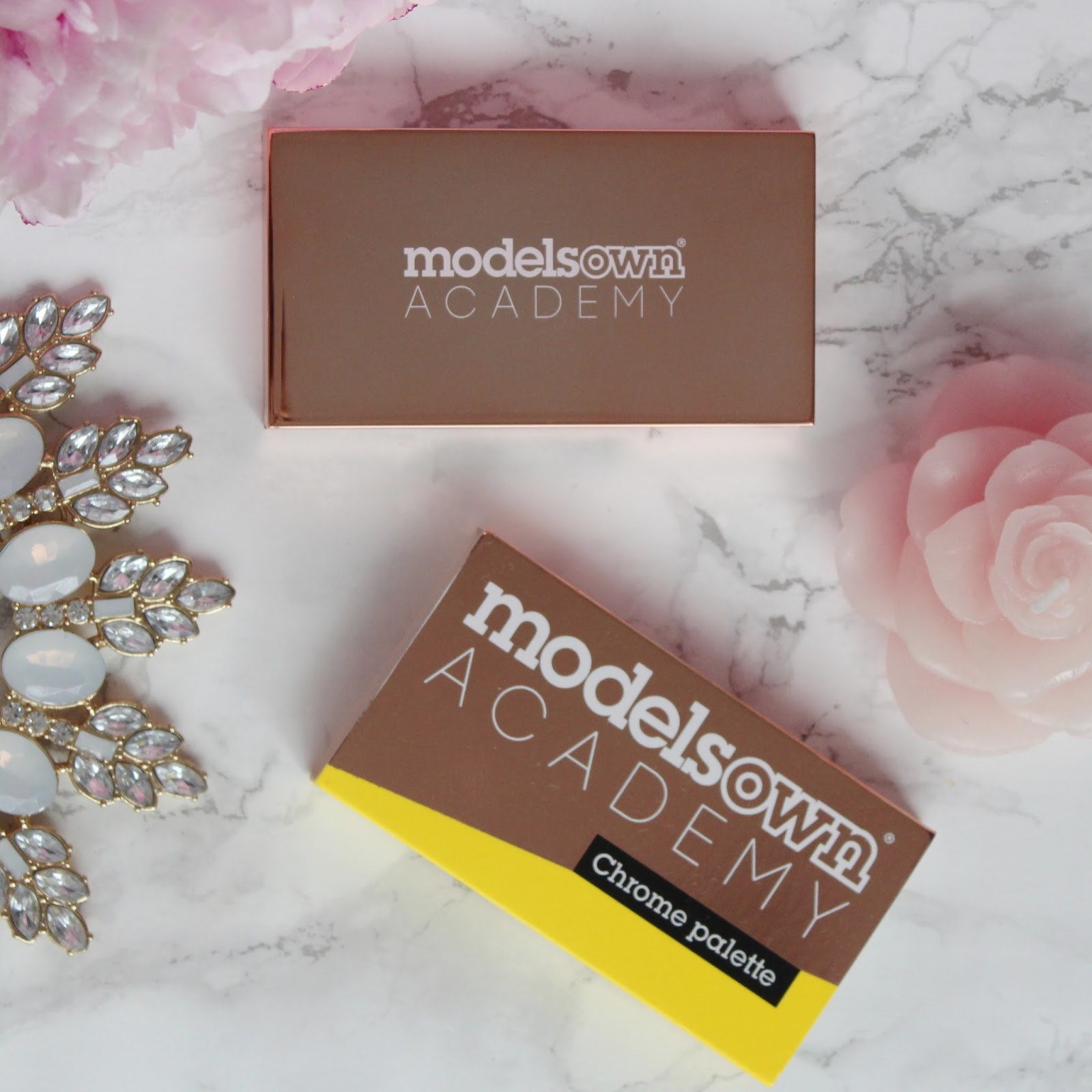 Models Own Chrome Eyeshadow Palette Review And Swatches