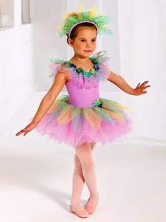 Foto Gambar Anak Penari Balet