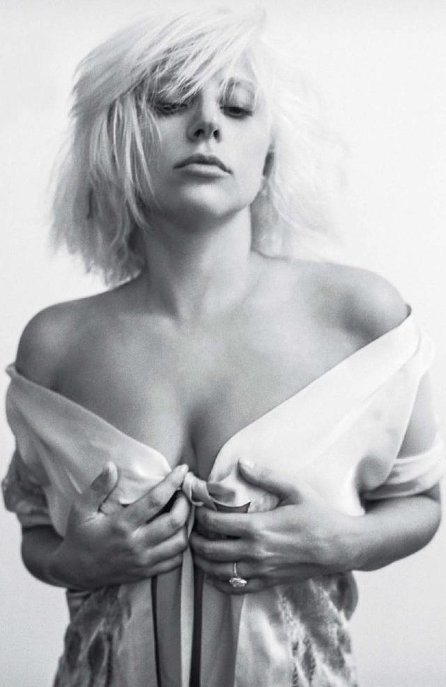 Lady Gaga en Rolling Stone - PAREJAS DISPAREJAS - FARÁNDULA INTERNACIONAL