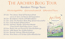 Ambridge at War Blog Tour