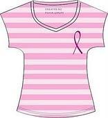 Camiseta contra el cáncer