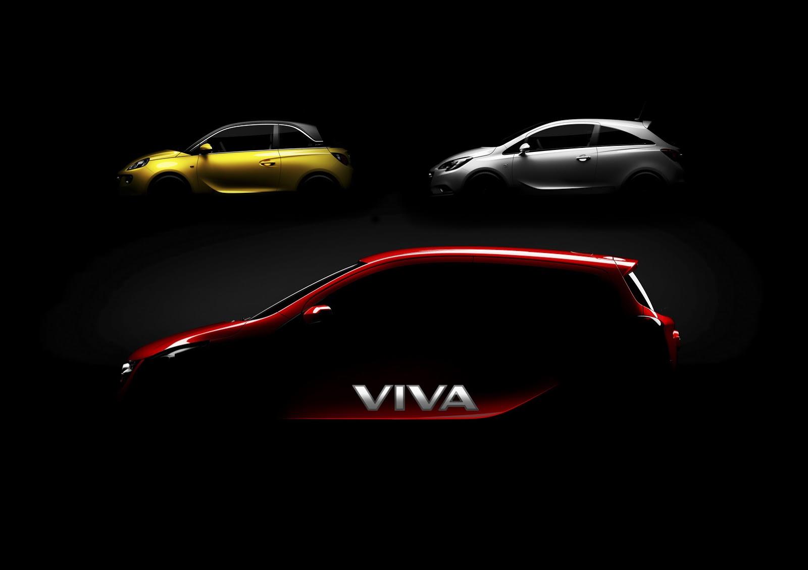 2015 - [Vauxhall/Opel] Viva / Karl - Page 3 Vauxhall-Viva-003