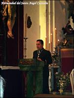EXALTACIÓN AL SANTO ÁNGEL CUSTODIO