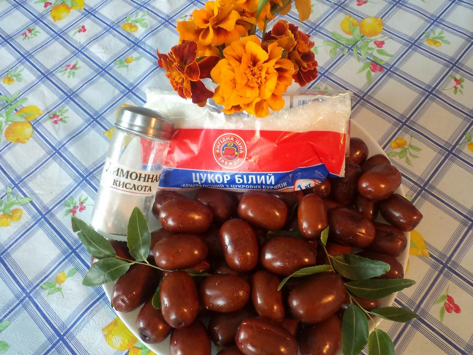 зизифус рецепты приготовления варенья