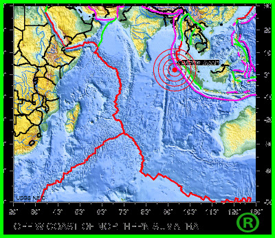 8.9 Earthquake Chennai