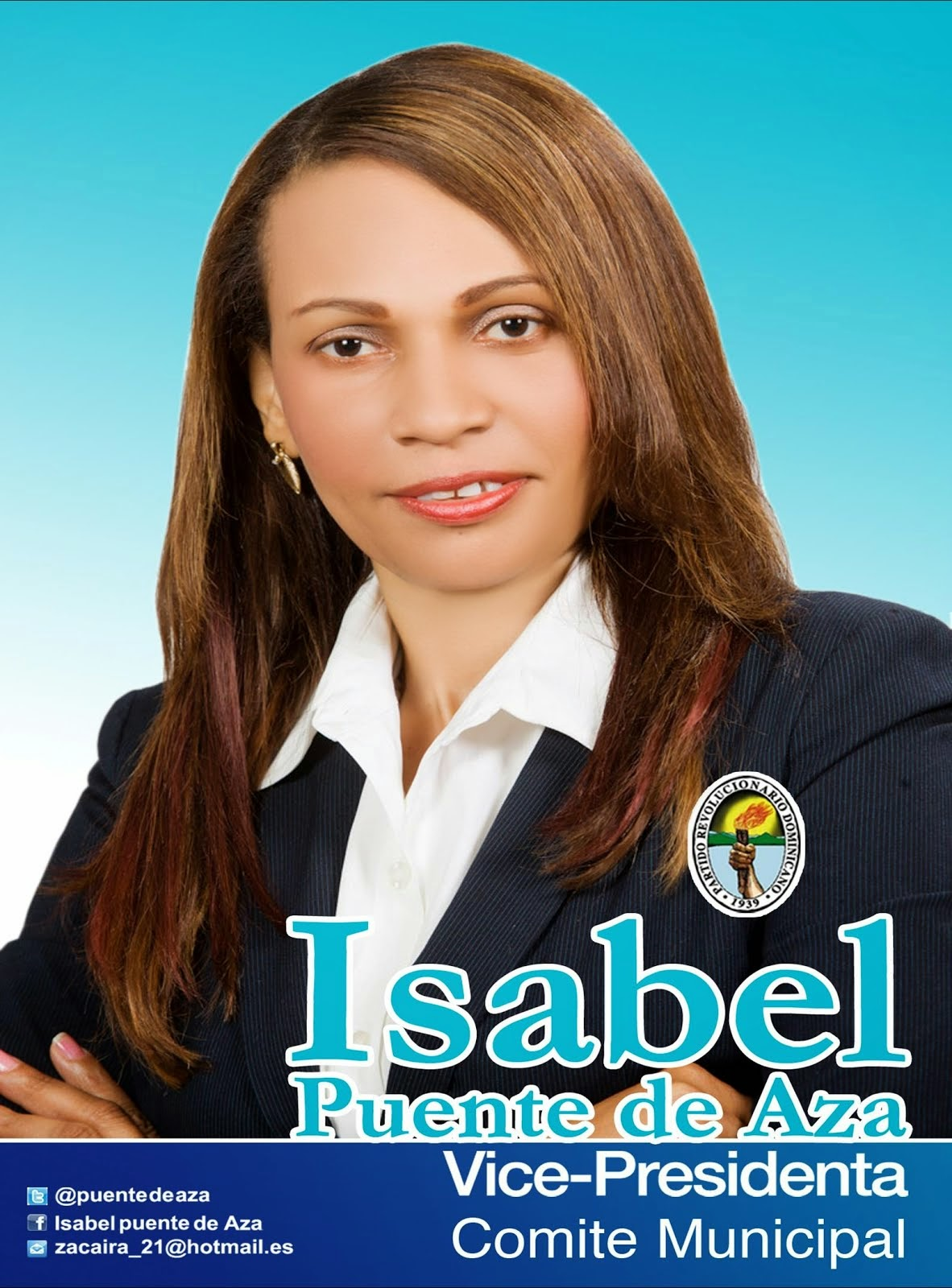 Isabel Puente de Aza (PRD)