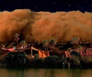 [Crónica] La Arenas de Mahkra VI: La tormenta de Aswad
