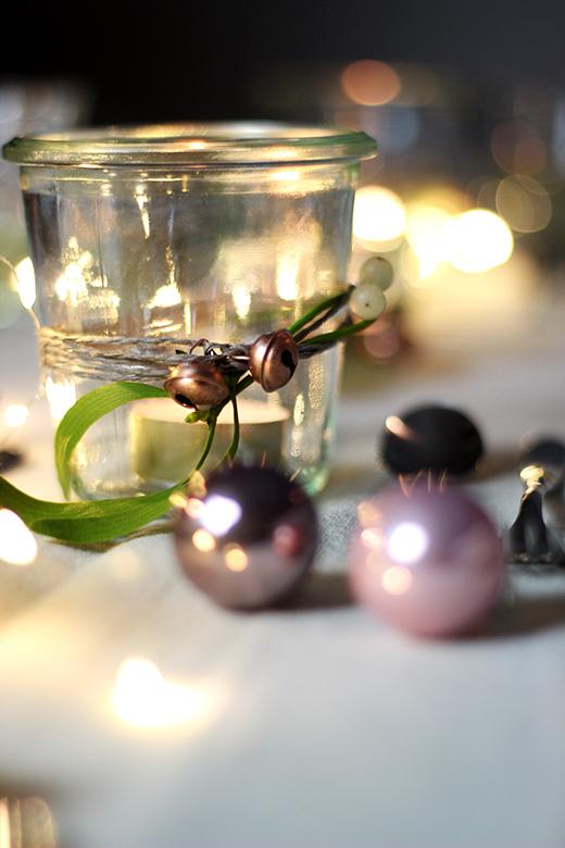 Maronenküchlein mit Gebrannte-Mandel-Parfait, Vegetarisches Weihnachtsmenü, Tischdeko Weihnachten, Dessert, Holunderweg18