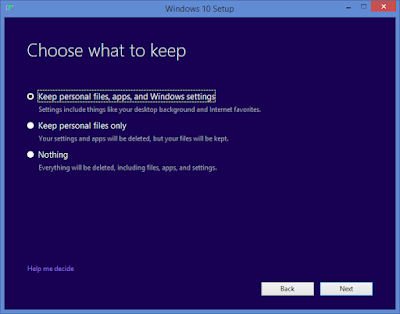 How to install windows 10 manually