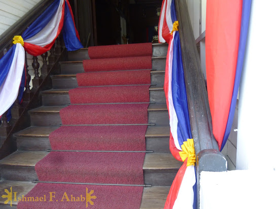 Entrance to Aguinaldo Shrine