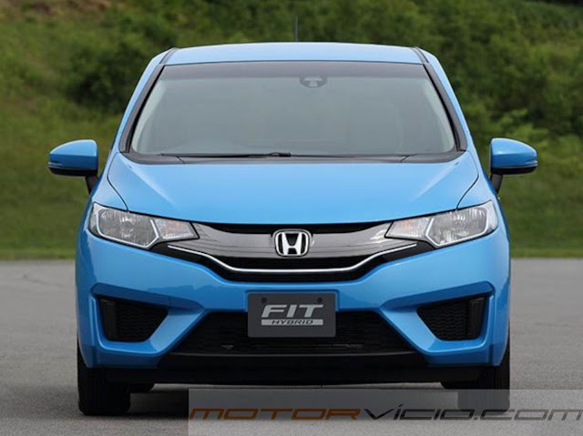 2014 Honda Jazz / Honda Fit