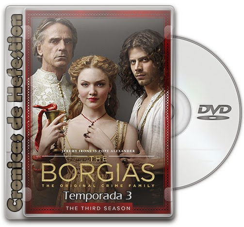 The Borgias – Temporada 3