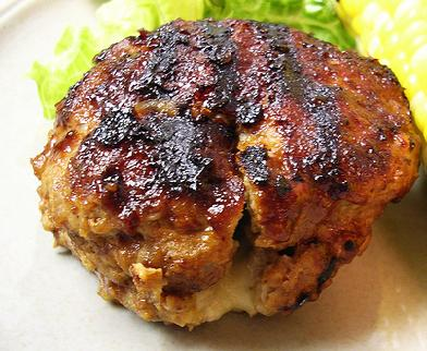Dinner Time Ideas: Inside Out Jalapeno Stuffed Cheeseburger