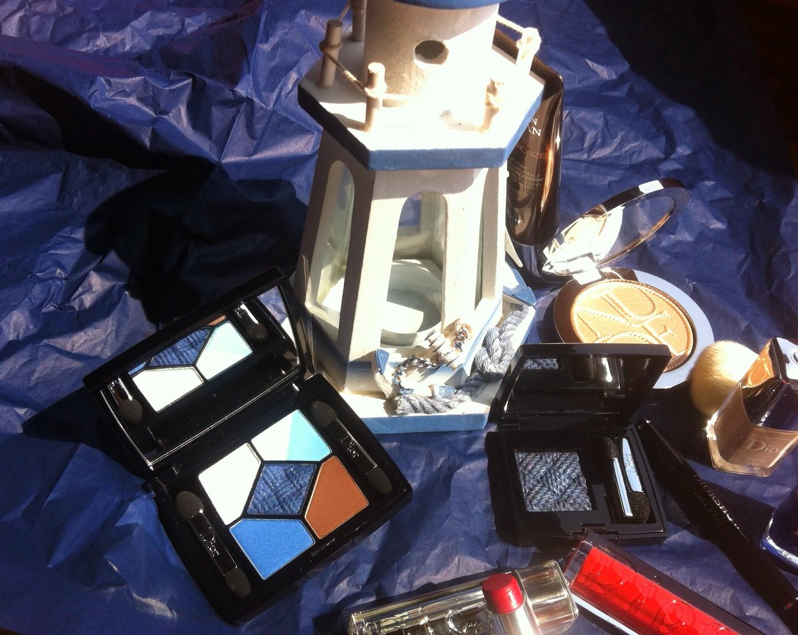 Dior Make Up Summer 2014 Transat collezione estate