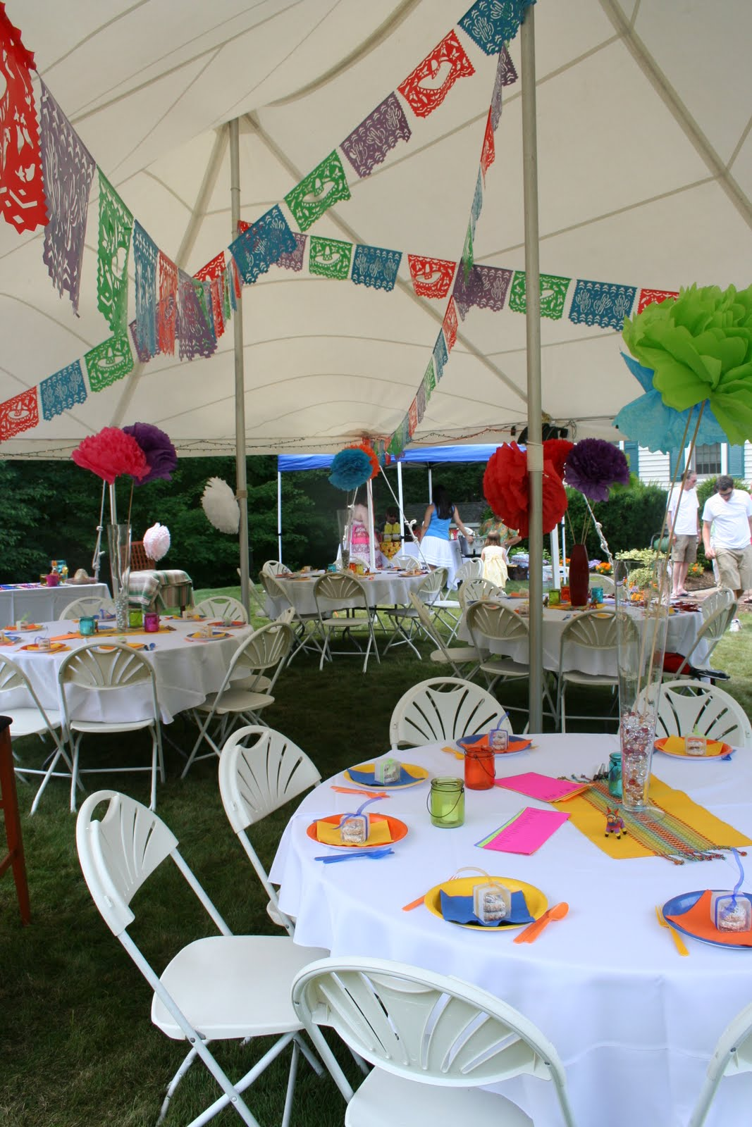 Traditional Mexican Wedding Decorations