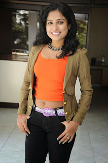 Actress Vrushali Latest  Picture Gallery in Jeans  5