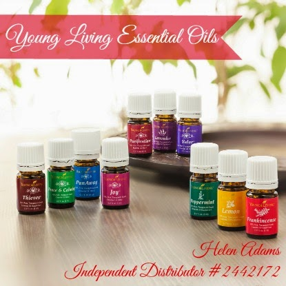 We Love  Young Living Essential Oils