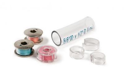 Organizadores de canillas en Recicla Inventa
