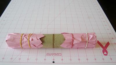 cardboard tube diy wand