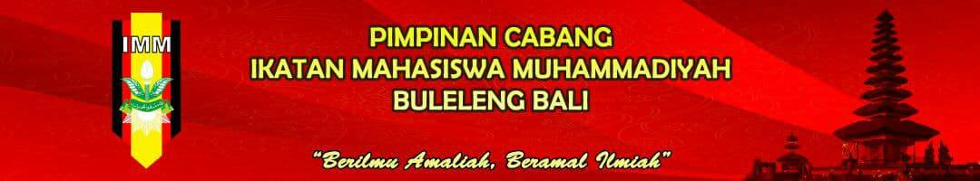 Pimpinan Cabang Ikatan Mahasiswa Muhammadiyah (PC IMM) Kabupaten Buleleng