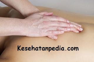 Manfaat terapi pijat bagi kesehatan tubuh