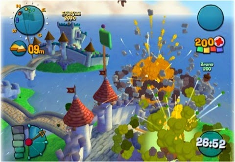 Download Game Full Version Worm 4 Mayhem
