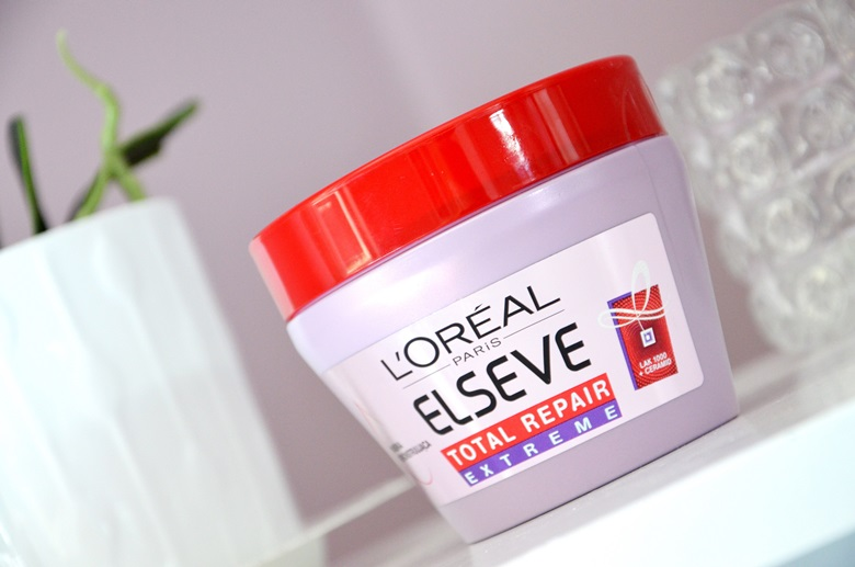 Maska L'Oreal, Elseve Total Repair Extreme