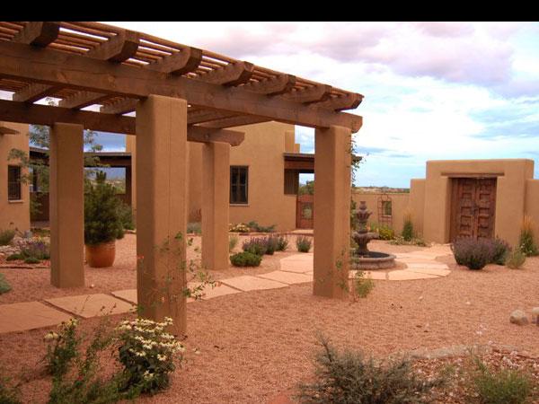 Estilo rustico patios mexicanos rusticos - Fotos de patios rusticos ...