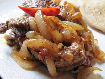 African street Food feast