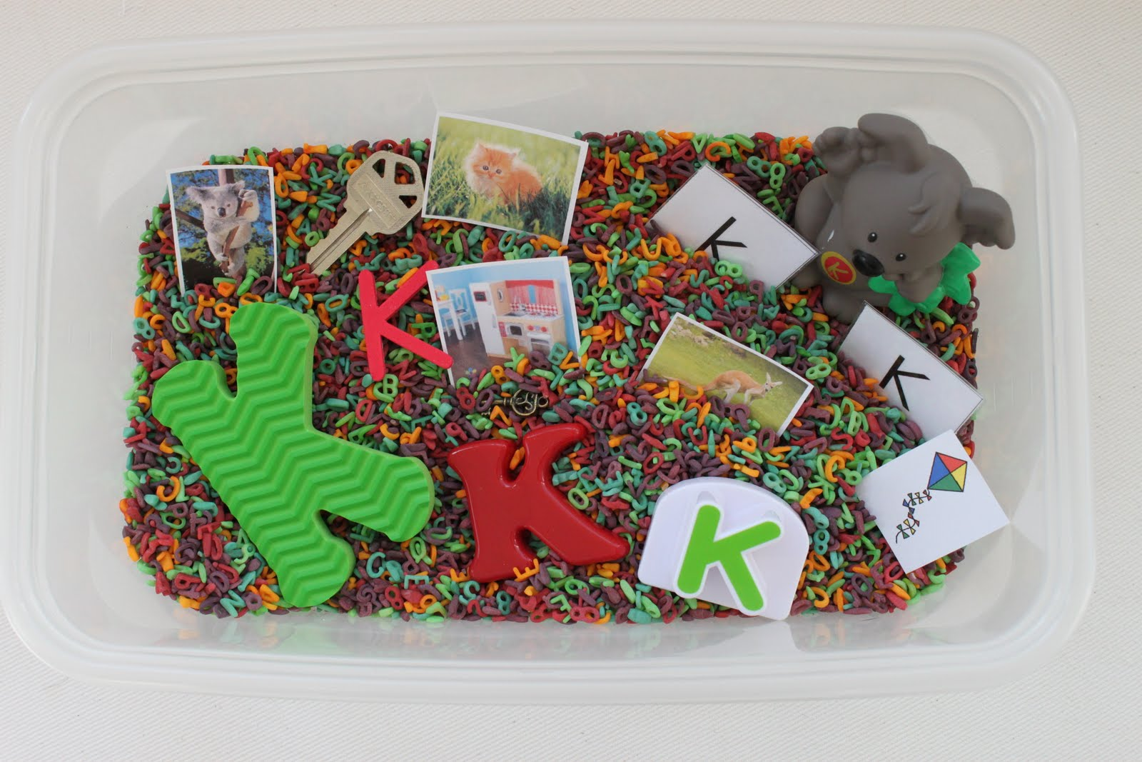Objects Start with Letter I http://playinghouseinmaryland.blogspot.com/2011/05/abc-fun-letter-k.html