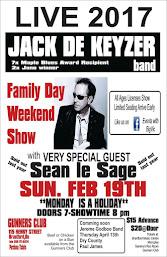 Jack de Keyzer & Sean le Sage in Brantford