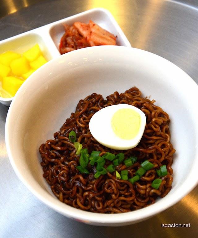 Korean Jjapaghetti - RM7.80