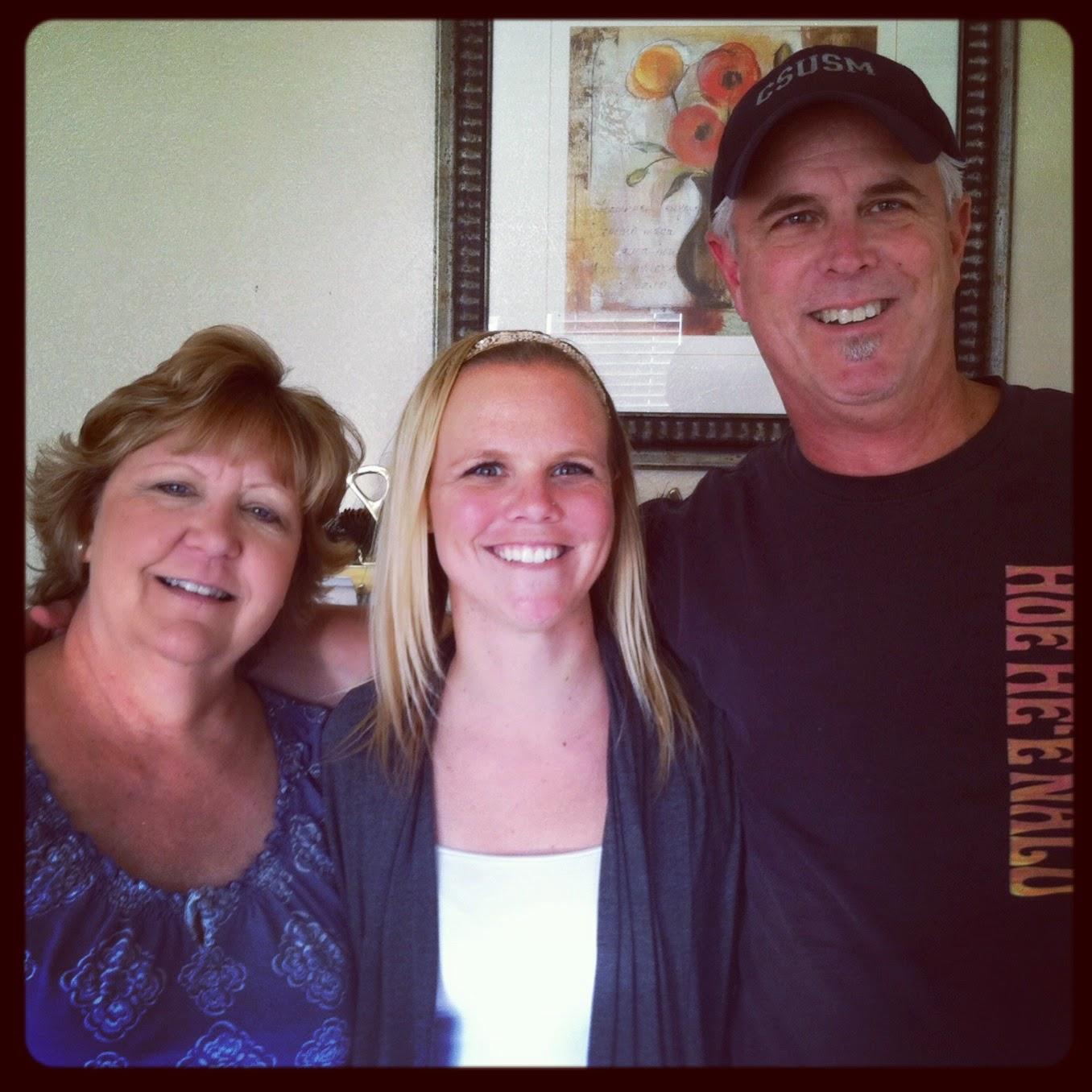 My Amazing Parents