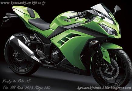 New Ninja 250 2013
