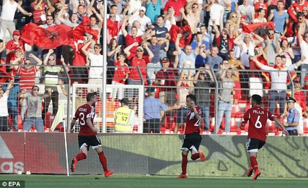 Highlights Albania 1 – 0 France (Friendly)