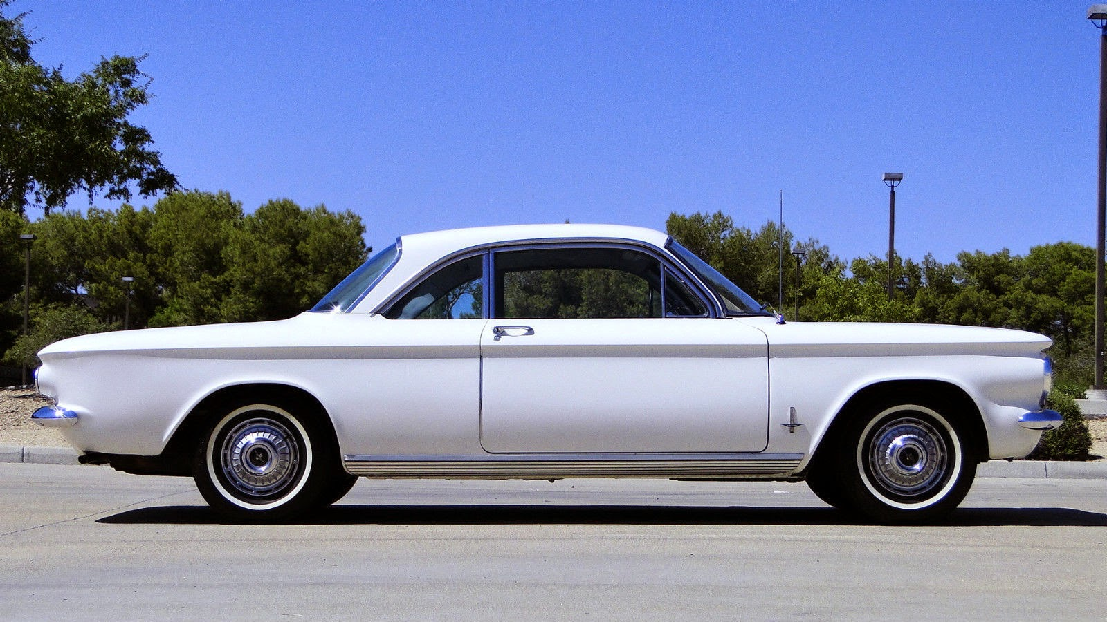 All American Classic Cars 1962 Chevrolet Corvair Monza 2