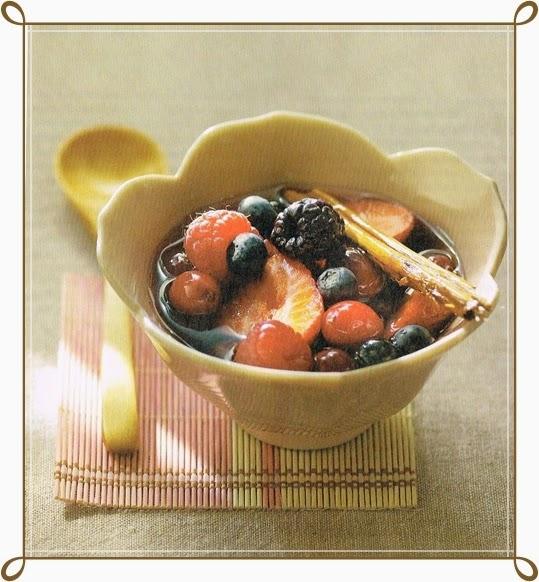 Sopa de moras cocinar en casa es for Facilisimo cocina postres