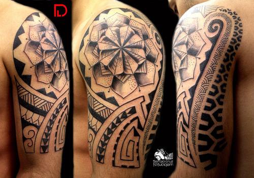 forasteiro tattoo tattoo maori feminina. Black Bedroom Furniture Sets. Home Design Ideas