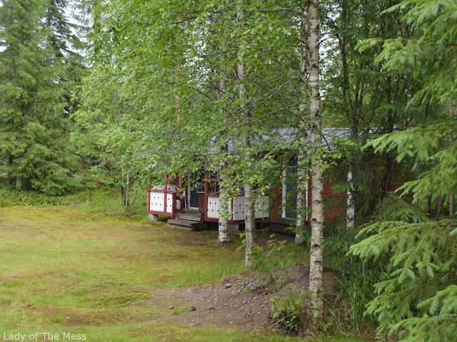 kesämökki, summer cottage