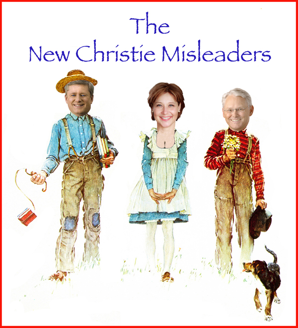NewChristieMisleaders600 LAW AND THE NEW FASCISM IN CANADA
