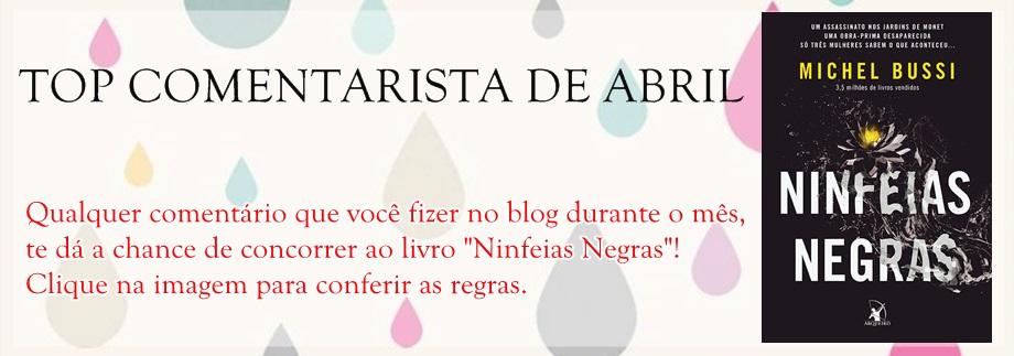 TOP COMENTARISTA DE ABRIL